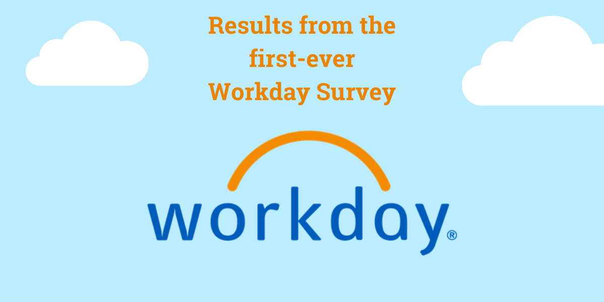 Results from the first-ever Workday survey